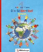 Cover-Bild zu ABC der Tiere 1 - Silbenfibel® Kompakt. Neubearbeitung von Kuhn, Klaus