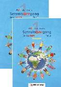 Cover-Bild zu ABC der Tiere 1 - Schreiblehrgang Druckschrift, Kompakt · Neubearbeitung von Kuhn, Klaus