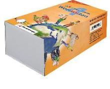 Cover-Bild zu ABC der Tiere 4 - Wortkarten in 5-Fächer-Lernbox · Neubearbeitung