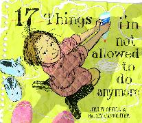 Cover-Bild zu Offill, Jenny: 17 Things I'm Not Allowed to Do Anymore (eBook)