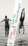 Cover-Bild zu Offill, Jenny: Amt für Mutmaßungen (eBook)