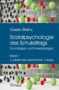 Cover-Bild zu Sozialpsychologie des Schulalltags von Steins, Gisela