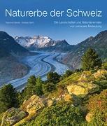 Cover-Bild zu Naturerbe der Schweiz von Beutler, Raymond