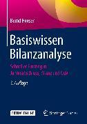 Cover-Bild zu Basiswissen Bilanzanalyse (eBook) von Heesen, Bernd