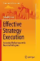 Cover-Bild zu Effective Strategy Execution von Heesen, Bernd