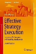 Cover-Bild zu Effective Strategy Execution (eBook) von Heesen, Bernd