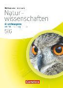 Cover-Bild zu Natur und Technik - Naturwissenschaften: Grundausgabe mit Differenzierungsangebot, Nordrhein-Westfalen und Niedersachsen, 5./6. Schuljahr, Schülerbuch von Bartels-Eder, Monika