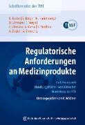 Cover-Bild zu Regulatorische Anforderungen an Medizinprodukte (eBook) von Becker, Kurt