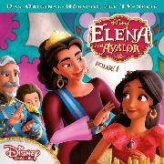 Cover-Bild zu Disney / Elena von Avalor - Folge 1: Die Krönung/ Schwesterherz (Audio Download) von Stark, Conny