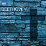 Cover-Bild zu Mass in C major von Beethoven, Ludwig van