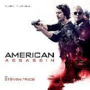 Cover-Bild zu American Assassin (Original Motion Picture Soundtrack) von Price, Steven (Komponist)