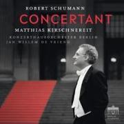 Cover-Bild zu Concertant von Schumann, Robert (Komponist)