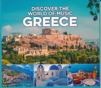 Cover-Bild zu Discover the World of Music - Greece von Mythos
