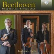 Cover-Bild zu Trio Italiano D'Archi: Beethoven:String