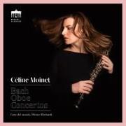 Cover-Bild zu Bach: Oboe Concertos von Moinet, Celine