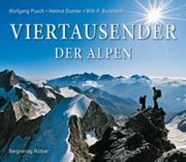 Cover-Bild zu Viertausender der Alpen von Pusch, Wolfgang