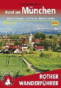 Cover-Bild zu Rund um München (eBook) von Burghardt, Joachim