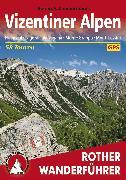 Cover-Bild zu Vizentiner Alpen (eBook) von Zimmermann, Benno F.
