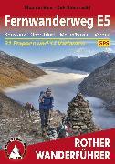 Cover-Bild zu Fernwanderweg E5 (eBook) von Baur, Stephan