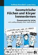 Cover-Bild zu Geometrische Flächen und Körper kennenlernen von Marschall, Andreas