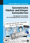 Cover-Bild zu Geometrische Flächen und Körper kennenlernen (eBook) von Marschall, Andreas