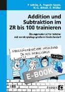 Cover-Bild zu Addition und Subtraktion im ZR bis 100 trainieren (eBook) von Schön, P.