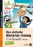 Cover-Bild zu Das einfache Wortarten-Training von Rehschuh-Blasse, Ulrike