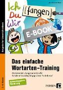 Cover-Bild zu Das einfache Wortarten-Training (eBook) von Rehschuh-Blasse, Ulrike