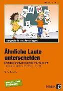 Cover-Bild zu Ähnliche Laute unterscheiden von Rehschuh-Blasse, Ulrike