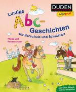 Cover-Bild zu Duden Leseprofi - Lustige Abc-Geschichten für Vorschule und Schulstart von Binder, Dagmar