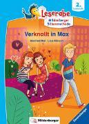 Cover-Bild zu Leserabe mit Mildenberger Silbenmethode: Verknallt in Max von Mai, Manfred