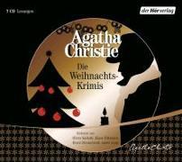 Cover-Bild zu Die Weihnachts-Krimis von Christie, Agatha