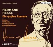 Cover-Bild zu Die großen Romane von Hesse, Hermann