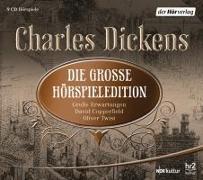 Cover-Bild zu Die große Hörspieledition von Dickens, Charles
