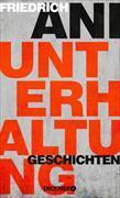 Cover-Bild zu Ani, Friedrich: Unterhaltung (eBook)