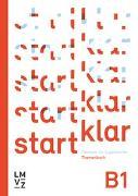 Cover-Bild zu startklar B1 / Themenbuch von Autorenteam
