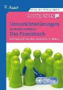 Cover-Bild zu Rattay, Cathrin: Unterrichtsstörungen souverän meistern. Das Praxisbuch