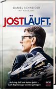Cover-Bild zu Schneider, Daniel: Jost läuft