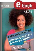 Cover-Bild zu Rattay, Cathrin: Zeitmanagement und Selbstorganisation (eBook)