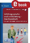 Cover-Bild zu Schneider, Jost: Schülergespräche und Lernberatung - das Praxisbuch (eBook)