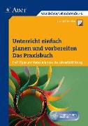 Cover-Bild zu Schlechter, Dirk: Unterricht einfach planen und vorbereiten