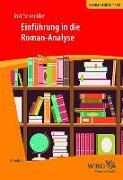 Cover-Bild zu Schneider, Jost: Einführung in die Roman-Analyse