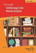 Cover-Bild zu Schneider, Jost: Einführung in die Roman-Analyse (eBook)
