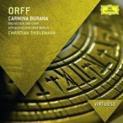 Cover-Bild zu Carmina Burana von Orff, Carl (Komponist)