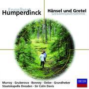 Cover-Bild zu Hänsel und Gretel (Gesamtaufnahme) von Humperdinck, Engelbert (Komponist)