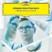 Cover-Bild zu Johann Sebastian Bach. CD von Olafsson, Vikingur (Solist)