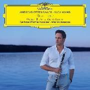 Cover-Bild zu Blue Hour / Weber, Brahms, Mendelssohn von Ottensamer, Andreas