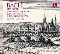 Cover-Bild zu Kantaten der Bach-Familie von Bach, Heinrich (Komponist)