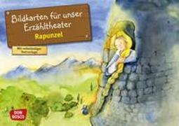 Cover-Bild zu Rapunzel. Kamishibai Bildkartenset von Grimm, Brüder