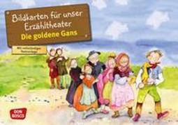 Cover-Bild zu Die goldene Gans von Grimm, Brüder